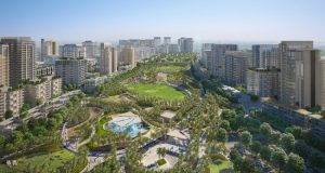 Dubai Hills Park