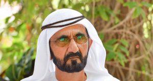 Sheikh Mohammed bin Rashid Al Maktoum, Vice President, Prime Minister and Ruler of Dubai. Dubai Media Office / Wam