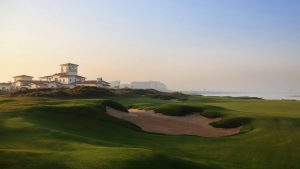 Abu Dhabi's Yas Links Golf Club